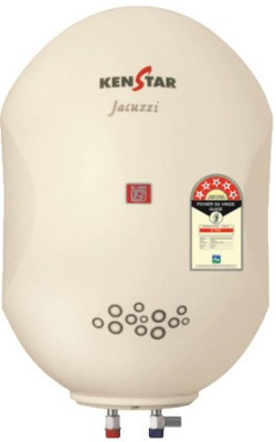 Kenstar 10 L Storage Water Geyser(White, Jacuzzi -Kgs10w5p)  available at flipkart for Rs.5559