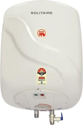 MARC 10 L Storage Water Geyser (10ltr Solitare, White)