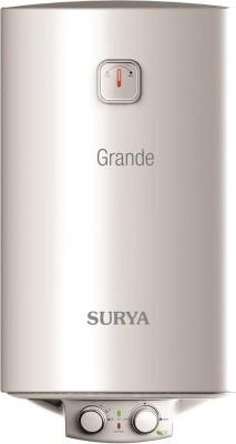 Surya 15 L Storage Water Geyser (Grande 15, White)