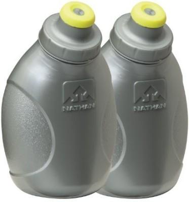 NATHAN 296 ml Water Purifier Bottle(Silver)