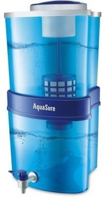 Eureka Forbes Aquasure Normal 16 L Gravity Based Water Purifier(Blue)
