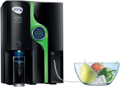Pureit Ultima OxyTube 8 L RO + UV Water Purifier(Black)  available at flipkart for Rs.25215