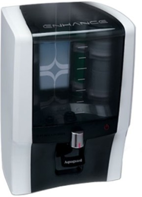 Eureka Forbes Enhance 7 L UV Water Purifier(Black)