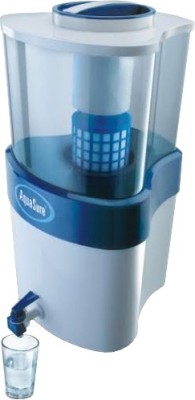 Eureka Forbes Aquasure Storage 18 L Gravity Based Water Purifier(White And Blue)