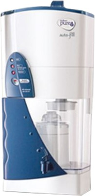 Pureit Autofill 23 L RO Water Purifier(White & Blue)