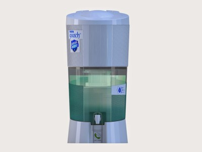 Tata Swach Silver Boost Fresh 27 L Gravity Based Water Purifier(Green)