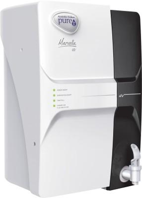 Pureit Marvella 4L UV Water Purifier (Black & White)