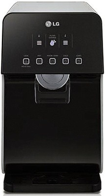 LG WHD71RB4RP 7.3L RO Water Purifier (Black)