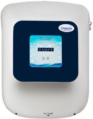 Livpure-8.5-Litre-Eco-Touch-RO-+-UV-Water-Purifier