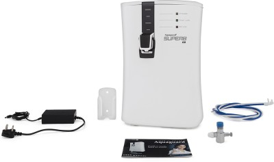 Aquaguard Superb RO 6.5 L RO Water Purifier(Black and White)