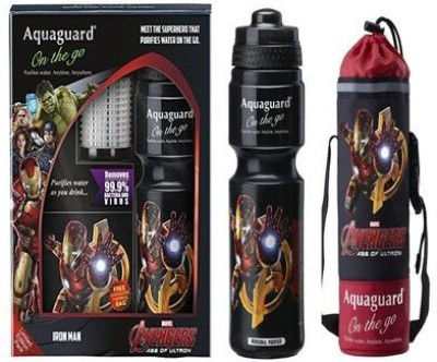 Aquaguard On the Go Portable Gravity Based Water Purifier, 0.75 L