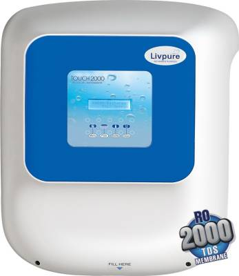 Livpure Touch UV+RO 8.5L Water Purifier Image