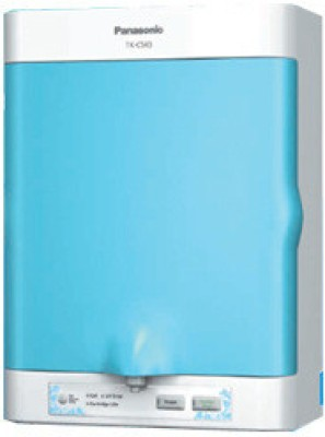 Panasonic TK-CS43 6L UV Water Purifier (Blue & White)