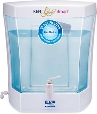 Kent Gold Smart 7L UV+UF Water Purifier (White)