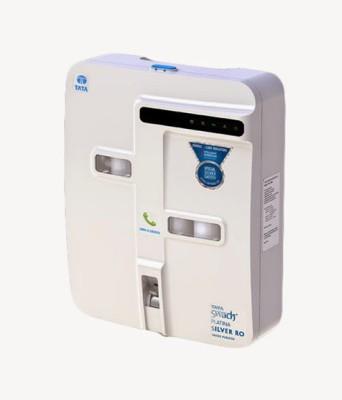 Tata Swach Platina Silver Ro 7 L RO Water Purifier(White)