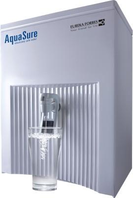 f7c1f88bf 7% OFF on Eureka Forbes Aquasure Elegant RO+UV 6 L RO + UV Water Purifier( White) on Flipkart