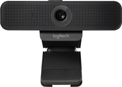 Logitech C925e HD webcam with 1080p video  Webcam(Black)