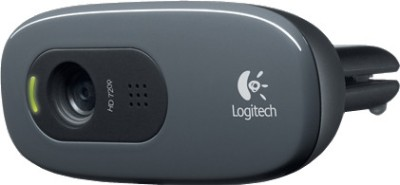Logitech-HD-C270-Webcam