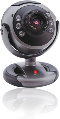Iball Face2face Chd 20.0  Webcam(Black)