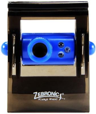Zebronics-Clip-Blue-Webcam