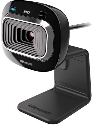 Microsoft-Lifecam-HD-3000-Webcam