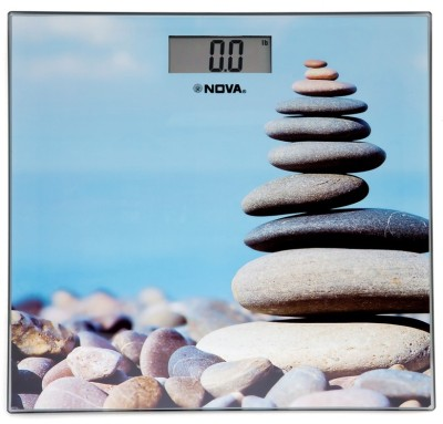 Nova Digital Pebble Scale BGS 1255 Weighing Scale(Multicolor)