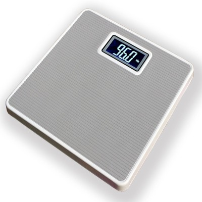 WhiteCherry Digital Personal Bathroom Health Body Weighing Scale(Grey)