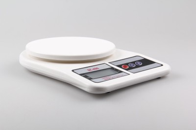 E-DEAL Digital 7 Kg X 1 gm Kitchen Multi-Purpose Weighing Scale(White)