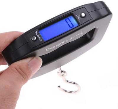 Nova LS-1291 Weighing Scale(Black)
