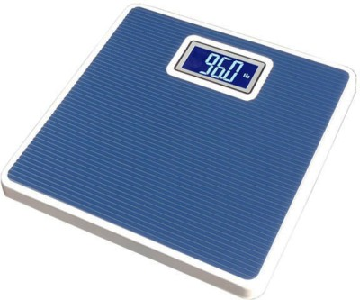 GVC Digital Iron Virgo Weighing Scale(Blue)