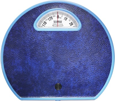 Samso Slimmer 130kg Weighing Scale  available at flipkart for Rs.899