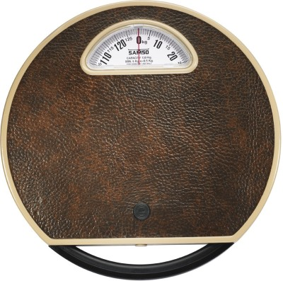 Samso Slimmer Dx 130kg Weighing Scale  available at flipkart for Rs.915