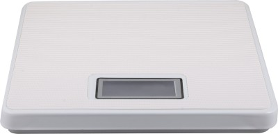 ZBLACK Digital Iron Body Weighing Scale (White) Digital Iron Body Weighing Scale(White)