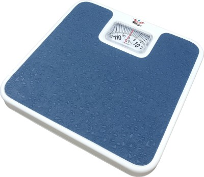 Virgo Manual Weighing Scale(Blue, White)