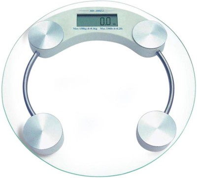 Lion Digital Glass Weighing Scale(Silver)  available at flipkart for Rs.573