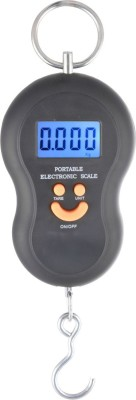 E-DEAL Smiley Hanging Weighing Scale(Grey)  available at flipkart for Rs.199