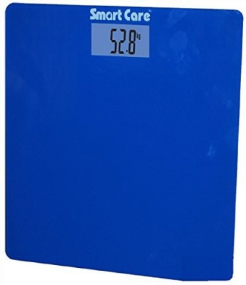 Smart Care PERSONAL SCALE Weighing Scale(Blue)
