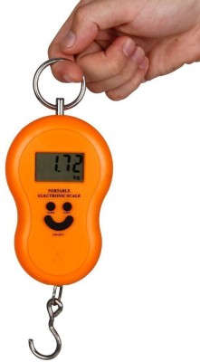 Bainsons Portable Electronic 40 Kg Weighing Scale(Multicolor)  available at flipkart for Rs.199