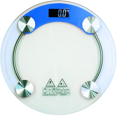 Virgo Digital Personal Bathroom Health Body Weighing Scale(White)