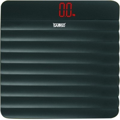 Samso Progress 150 Weighing Scale(Black)  available at flipkart for Rs.1840