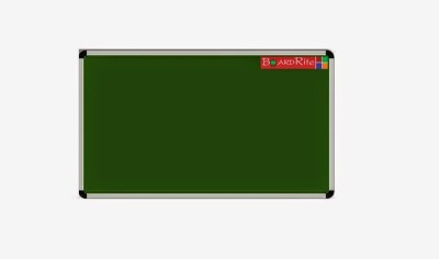Boardrite Premium Non Magnetic Melamine Small Greenboards(Set of 1, Green)