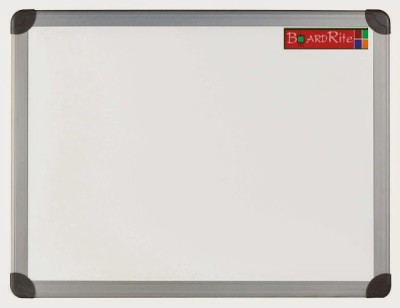 Boardrite Premium Non Magnetic Melamine Small Whiteboards(Set of 1, White)