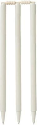 VSM Super Class Cricket Stumps(White) at flipkart