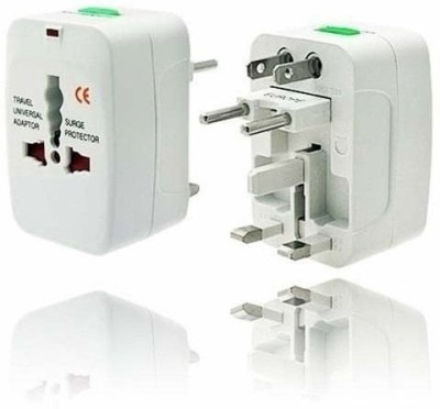 LE FIGARO Le 205 Worldwide Adaptor White LE FIGARO Laptop Accessories