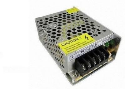TechGear 12v 12.5amp 150w Dc Switching Power Supply Worldwide Adaptor Silver TechGear Laptop Accessories