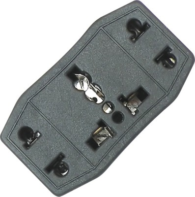 MX 3 Sockets Universal Spike Suppressor with Fuse 4 Socket Surge Protector Worldwide Adaptor