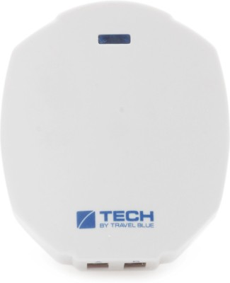 Travel Blue Worldwide Adaptor(White)