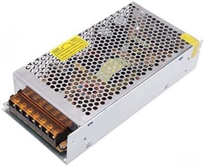TechGear 12v 20a 240w Dc Switching Power Supply Worldwide Adaptor Silver TechGear Laptop Accessories