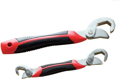 Snapshopee Universal Double Sided Adjustable Wrench Set(Pack of 2)