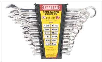 Samsan-SMCE-Combination-Spanner-Set-(12-Pc)